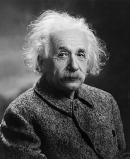 de meest geleerde man aller tijden - wetenschappen Albert Einstein
